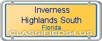 Inverness Highlands South board